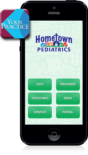 Hometown Pediatrics Mobile App